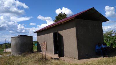 Mpanga Gorge filter house